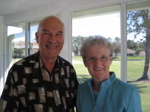 Chuck and Carol Weinrich